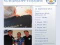 Flyer Schafkopfturnier 2013